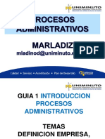 Introduccion Proceso Adtivo