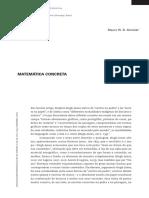 Mauro Almeida - matemática concreta