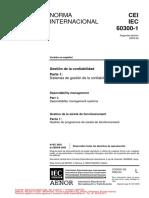 cei60300-1{ed2.0}s