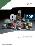 Catalogo General - Automatizacion Industrial DANFOSS.pdf