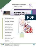 Seminario- Hormonas Placentarias