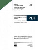 Norma ISO9001 Versión 2000