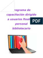 3. Capacitacion Usuarios Bibliotecarios