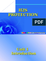 Safety H2S Protection