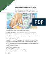 Centrales Hidroeléctricas y Termoeléctricas de Chile