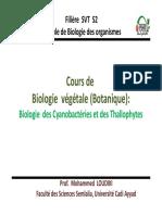 Cours BV_ S2- Biologie Des Cyanobactéries SVT S2.PDF