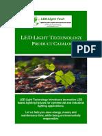 LED Light Technology Product Catalog[1]