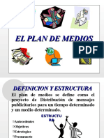 Estrategia y Planificacion de Medios