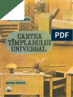 Cartea Tamplarului Universal - Cu OCR