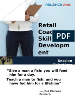 Retail Coaching Skill Development