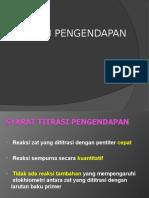 Argentometri Fix