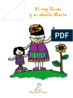 El Rey Olvido y Mi Abuela María_primaria_rellenable
