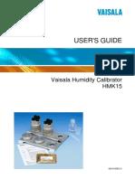 HMK15 User Guide in English