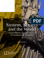 System Society and the World E IR