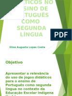 1 Jogos Didáticos No Ensino de Português