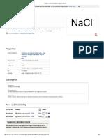 Sodium Chloride Tablet _ Sigma-Aldrich
