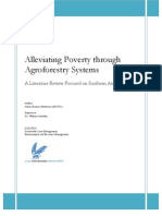 Alleviating Poverty Through Agroforestry Systems- AR Munteanu
