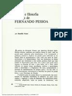 Poesia e Filosofia na obra de Fernando Pessoa