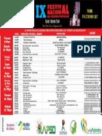 programacion ix festival nacional de teatro popular  1