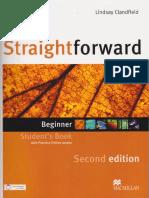 Straightforward 2e Beg SB-11
