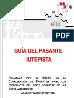 Guia de Administracion Industrial Para Elaborar El Informe 2015