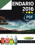 Calendario Agricola 2016