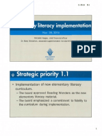 elementary literacy strategic investment 11 28 16 sb presentation