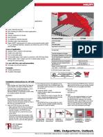 Ficha Técnica CP 620 2