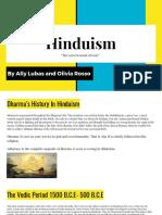 hinduism presentation