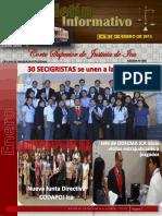 BOLETIN INFORMATIVO N° 004-2015