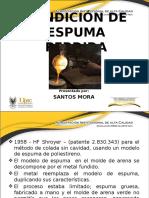 5. Fundicion de Espuma Perdida