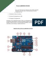 Placa Arduino Uno r3