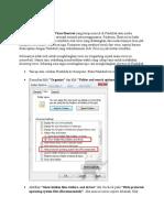 Cara Menghilangkan Virus Shortcut Di Flashdisk