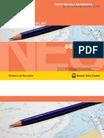 Diseño Curricular Geografía NES