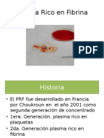 Plasma Rico en Fibrina power.pptx