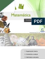 Clase 1 Presentación de La PSU de Matemática e Inducción