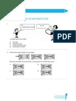 cuadernillo matematicas