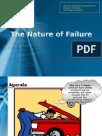 Intro-The Nature of Failure