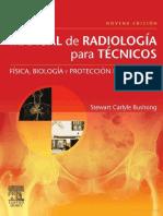 Manual de Radiología Para Técnicos 2010
