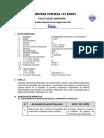 Silabo Tics II- Icivil