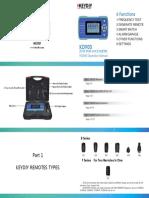 Kd900 Manual