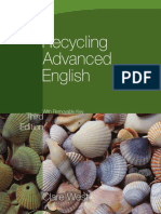 Recycling Advanced English With Removable Key Third Edition Cambridge Education Cambridge Univ Samples