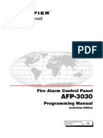 DOC-01-032 - AFP-3030 Programming Manual (AUS) Rev A
