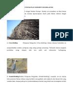 Struktur Batuan Sedimen Silisiklastik