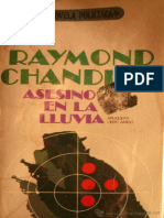 Asesino Bajo La Lluvia - Raymond Chandler