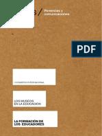 Eisner,E. El museo como lugar para la educación.pdf