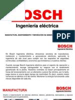 BOSCH INGENIERÍA ELÉCTRICA