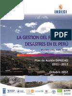 197 Peru La Gestion Del Riesgo de Desastres en El Peru Documento Pais 2012