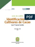 Cultivares de Cacao Guia de Campo ACDI VOCA UNAS
