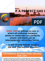 Thermo Ideal Gas